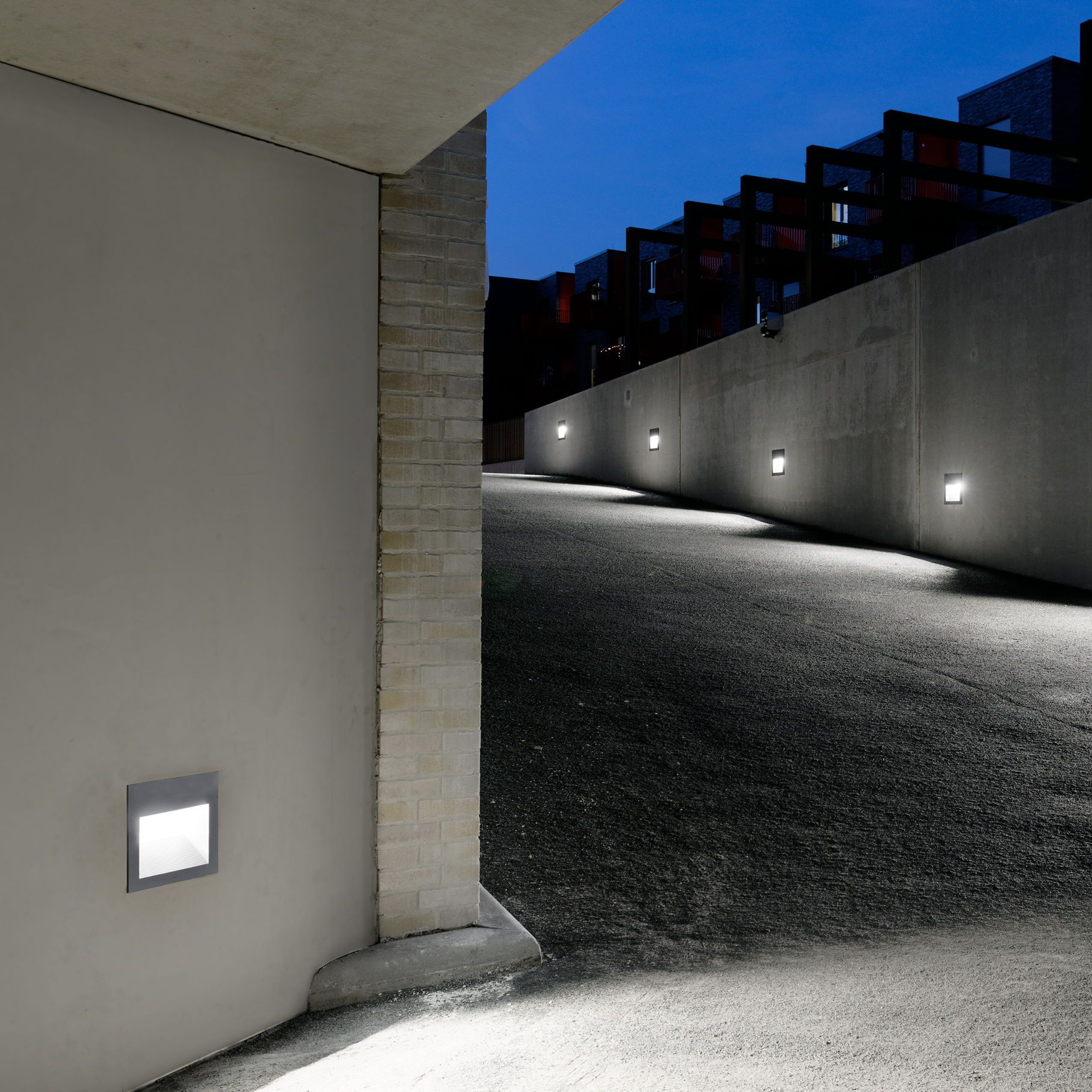 Bega Recessed Wall Luminaires 画像あり