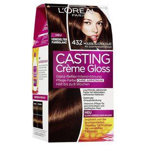 Casting Crème Gloss 432 Mousse au Chocolat Hair Color | Products ...