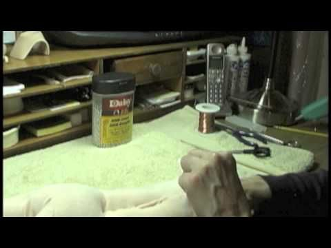 Making a Poseable Doll Body with Dianna Effner