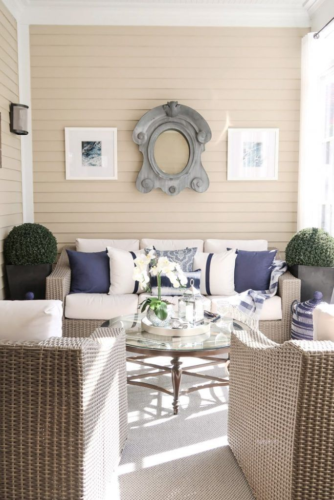 Where to buy affordable outdoor furniture that only looks expensive! Budget friendly dupes that look like Pottery Barn or Serena & Lily, but fit your budget. #affordablefurniture #outdoorfurniture #outdoorideas #porchideas #patioideas #affordableoutdoorfurniture #porchdaydreamer