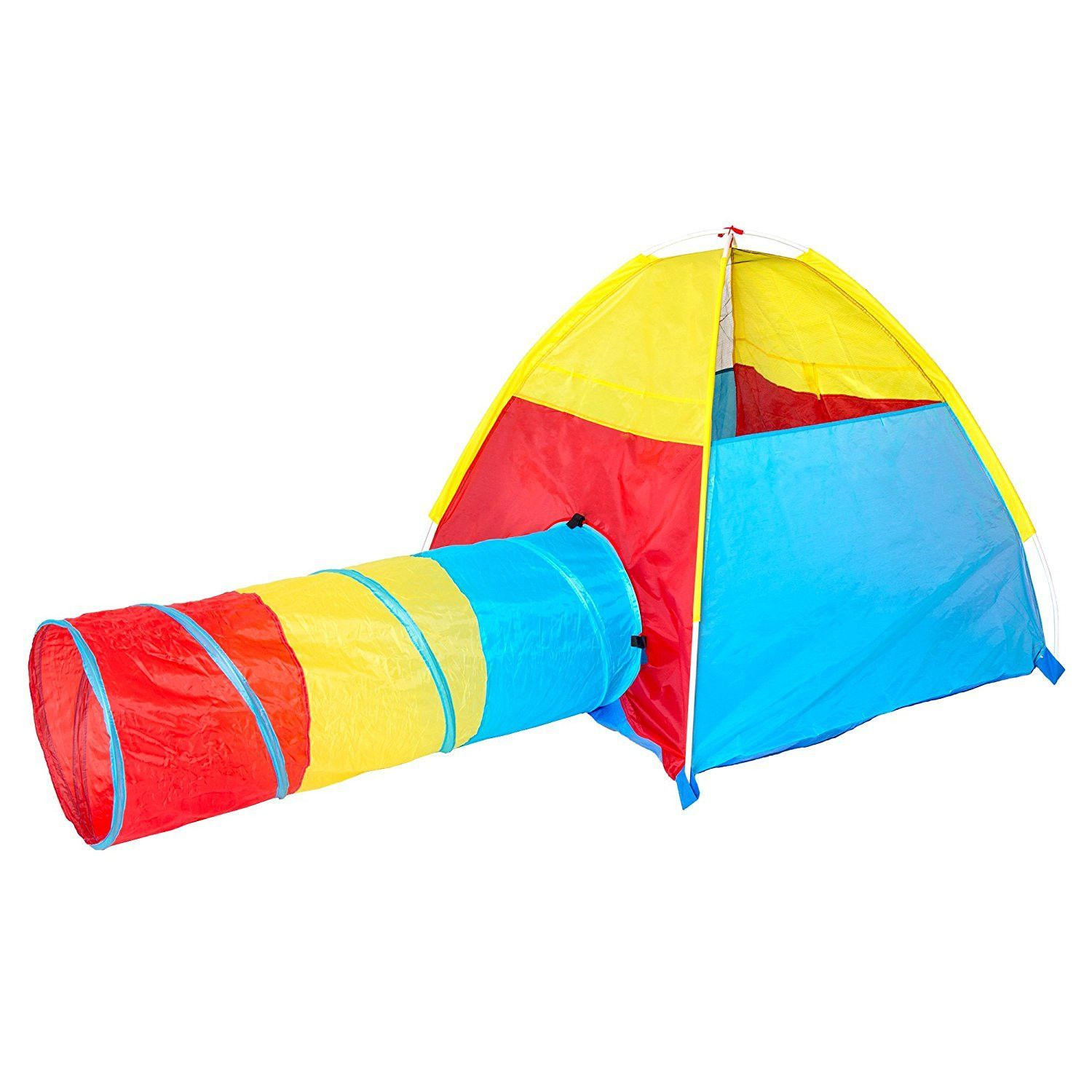 Play Tent Set for Children - Kids Pop Up Play Tent with Tunnel for Indoor u0026  sc 1 st  Pinterest & Play Tent Set for Children - Kids Pop Up Play Tent with Tunnel for ...