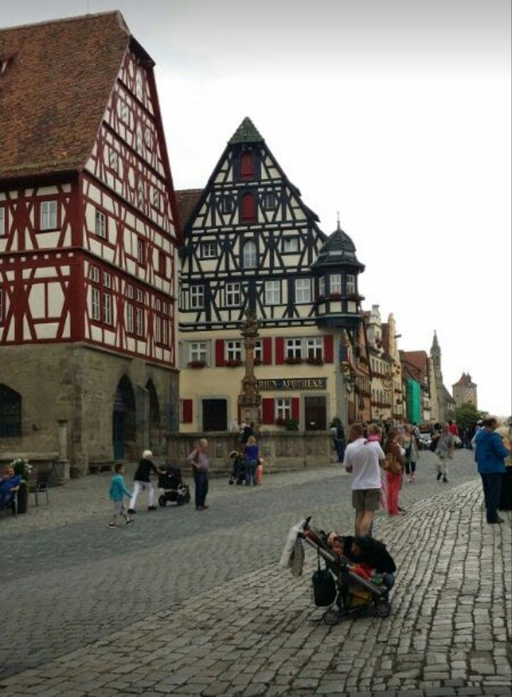 Rothenburg, Germany 德國羅滕堡