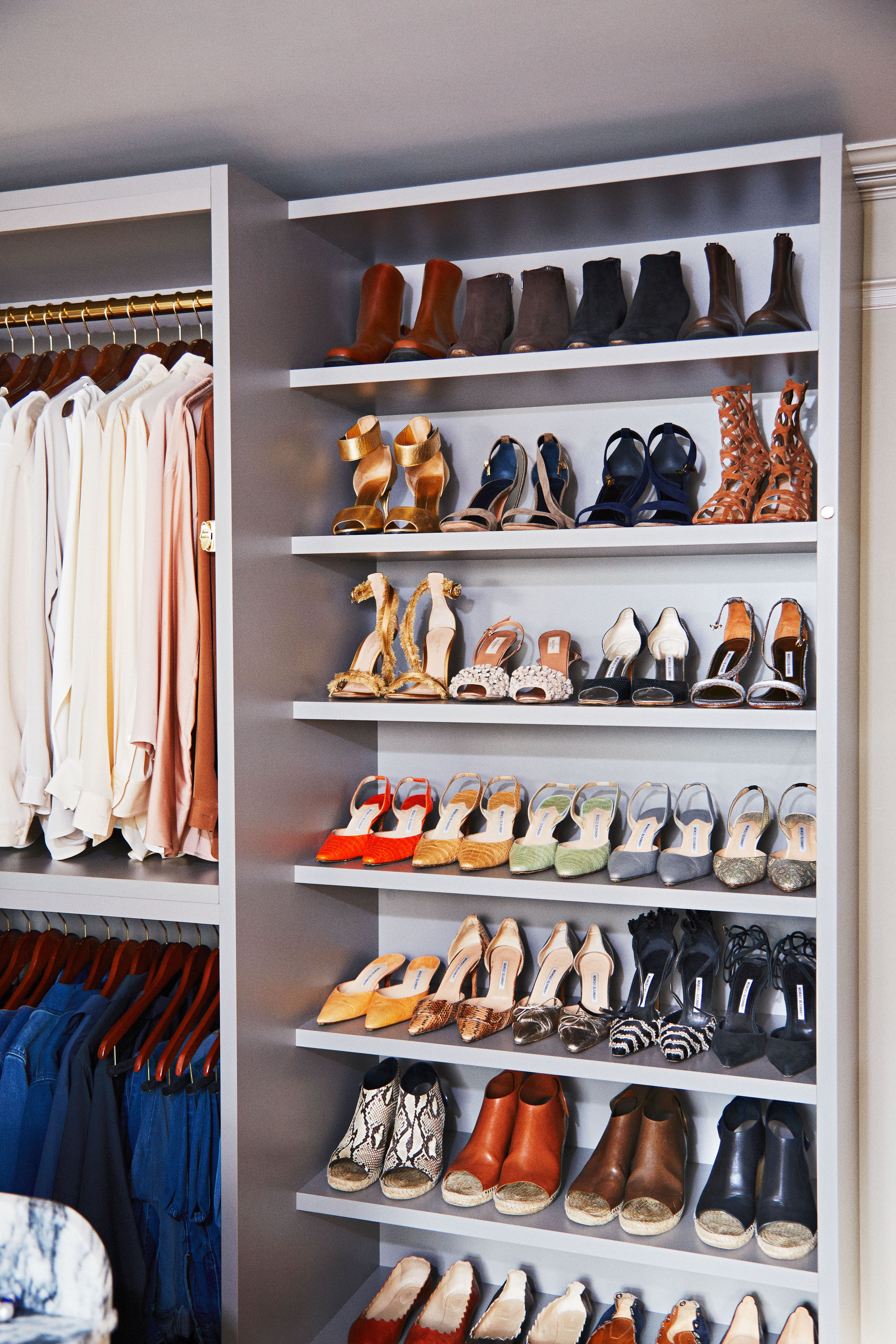 How To Maximize Your Closet Space Closet Renovation Martha