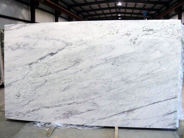 Beautiful Pretoria white granite for kitchen Would like gray and white kitchen Lovely - Review White Granite In 2018