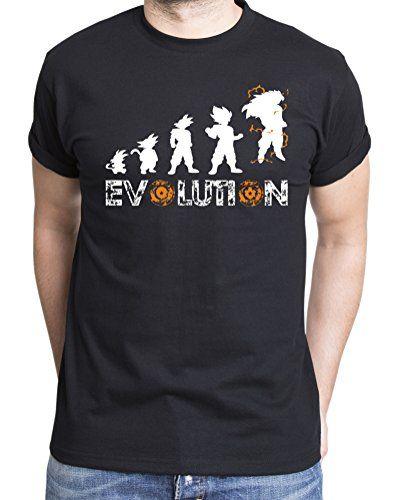 Evolution Dragon Goku Ball Hombre De Camiseta Master Son 5fwq4XxO5d
