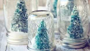 12 DIY crafts to make your room a Xmas wonderland #DIY #crafts