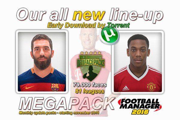 Football Manager Df11 Facepacks 2015 Passion4fm Com