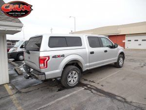 2015 Ford F150 With A New Are V Series Camper Shell Camper