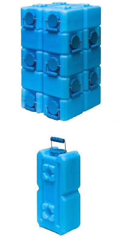 Water Carriers and Jerrycans 181409 Long Term Water Storage