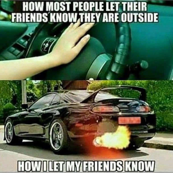 Supra Turbo Car Jokes Car Humor Funny Car Quotes