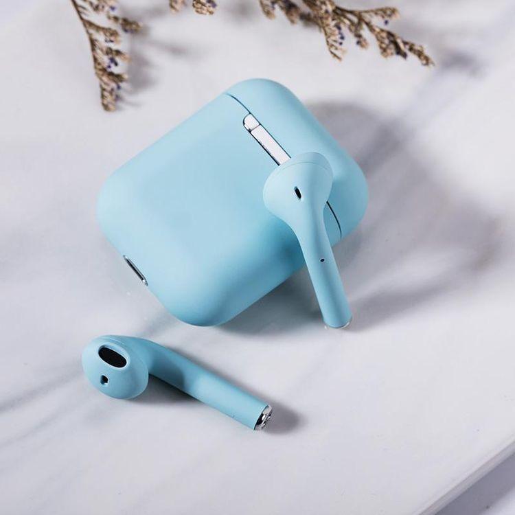 Case In A Box Bluetooth Earphones Wireless Bluetooth Earphone