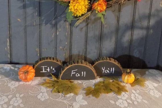 Black Chalkboard Log Slice - Chalkboard Photo Prop - Rustic Wood Chalkboard - Wedding Sign - Chalkboard Menu Sign - Rustic Wedding Chic