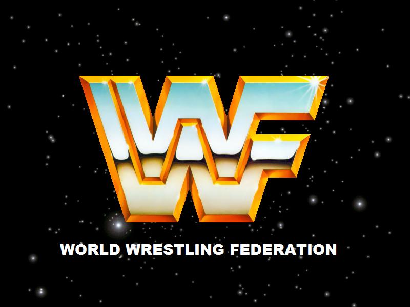 World Wrestling Federation Wwe Logo Wwf Superstars Wwf
