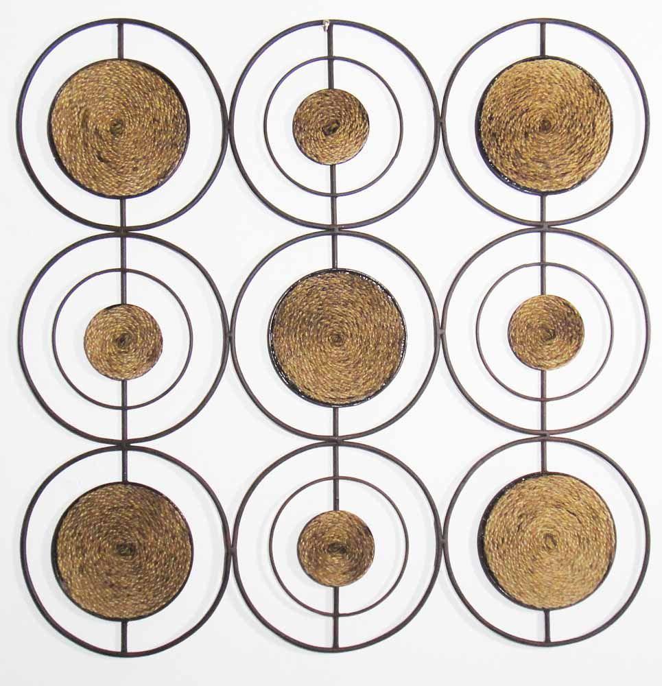 Wall Art Metal metal wall art - rope grid abstract | diy art | pinterest | metal