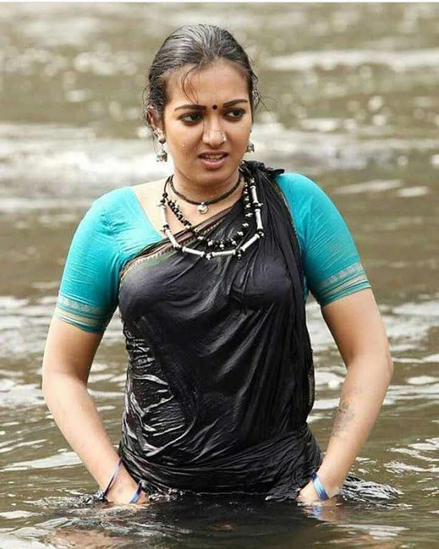 Horny Tamil Girl Self Pressing Tight Boobs Nipples