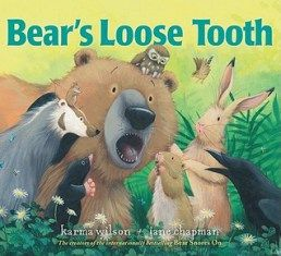 Bear S Loose Tooth Loose Tooth Bears Tooth Bear