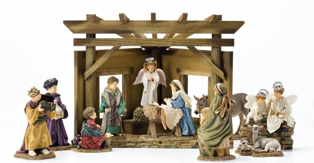 This 11 Piece Mama Says Nativity Scene Is Sure To Become
