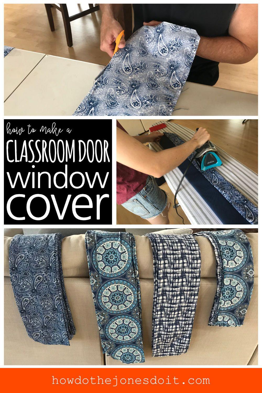 Classroom Door Window Covering Door Window Covering Classroom Door Curtain For Door Window