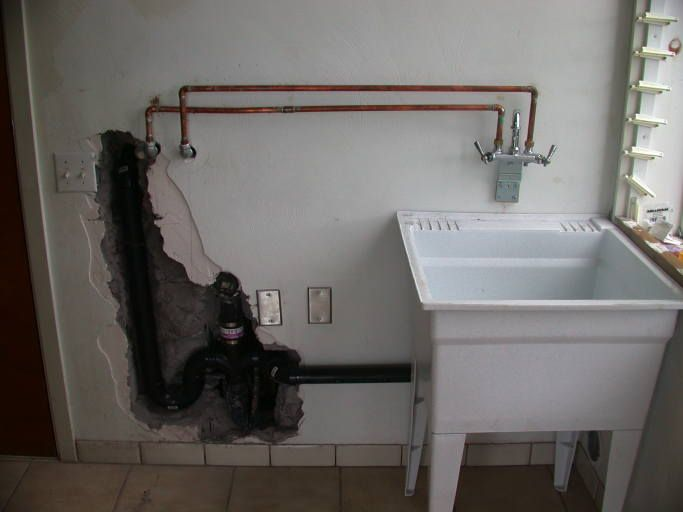Where Is The Best Place To Put A Garage Sink? Answer: Youu0027ll Find That  Having A Utility Sink In Your Work.