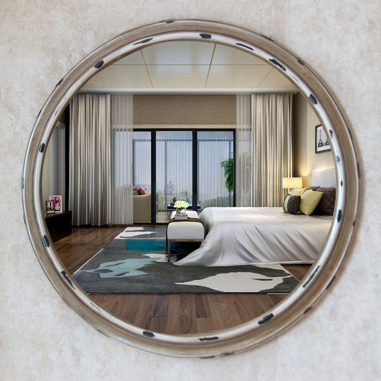 Industrial Wall Mirror hot look retro modern industrial style large high quality wall