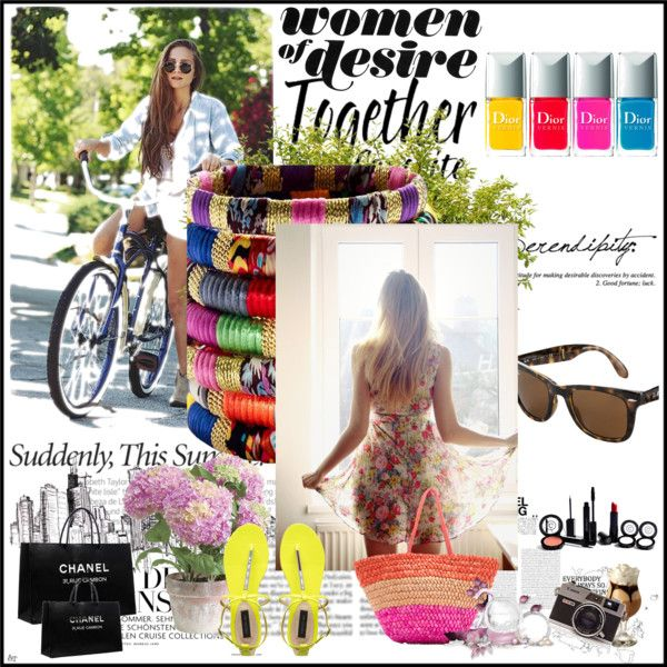 """""""Summer mix"""" by karlamckay on Polyvore"""