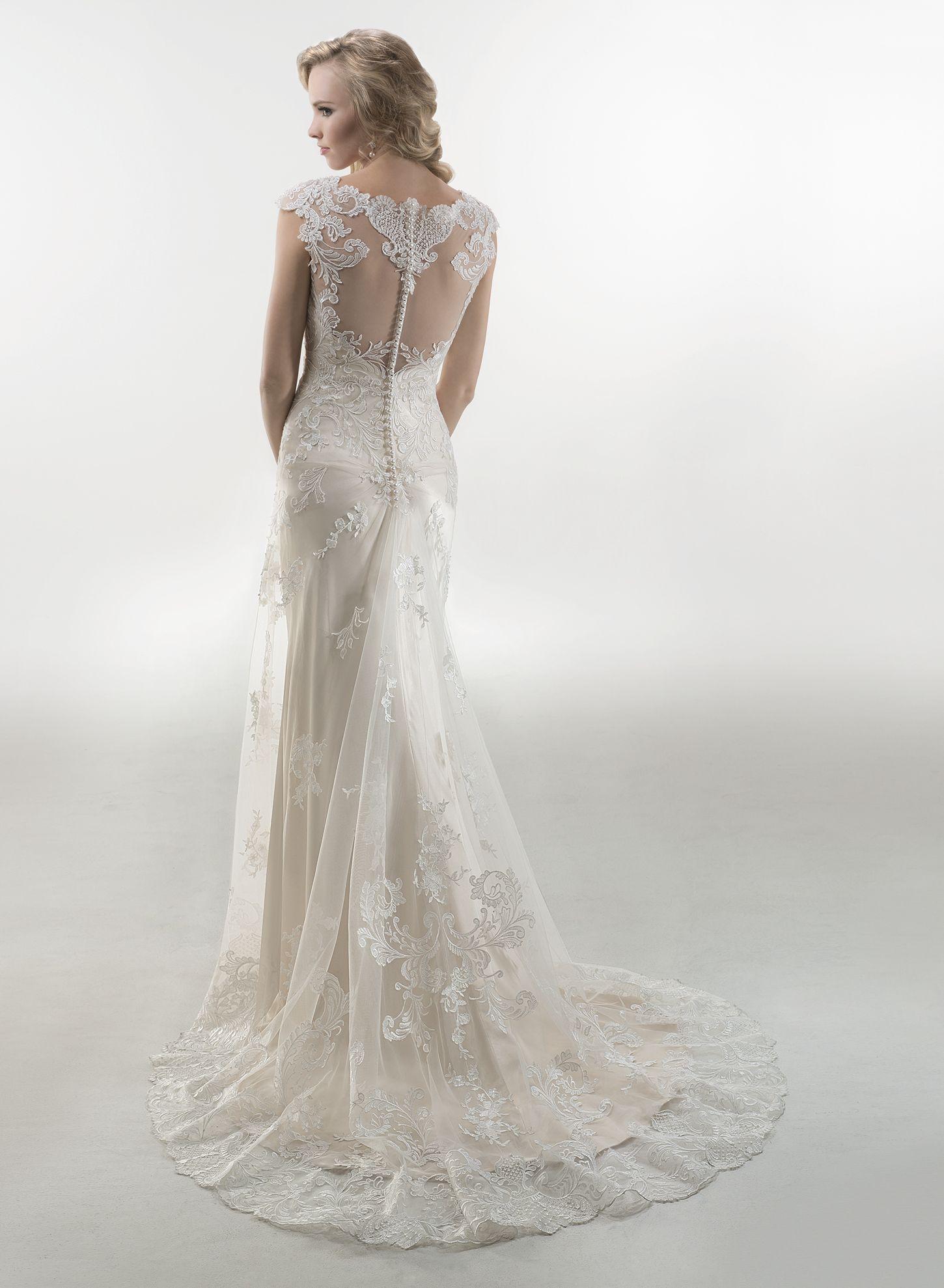 Wedding dress slip  Francesca  Maggie Sottero  Pinterest  Maggie sottero Couture