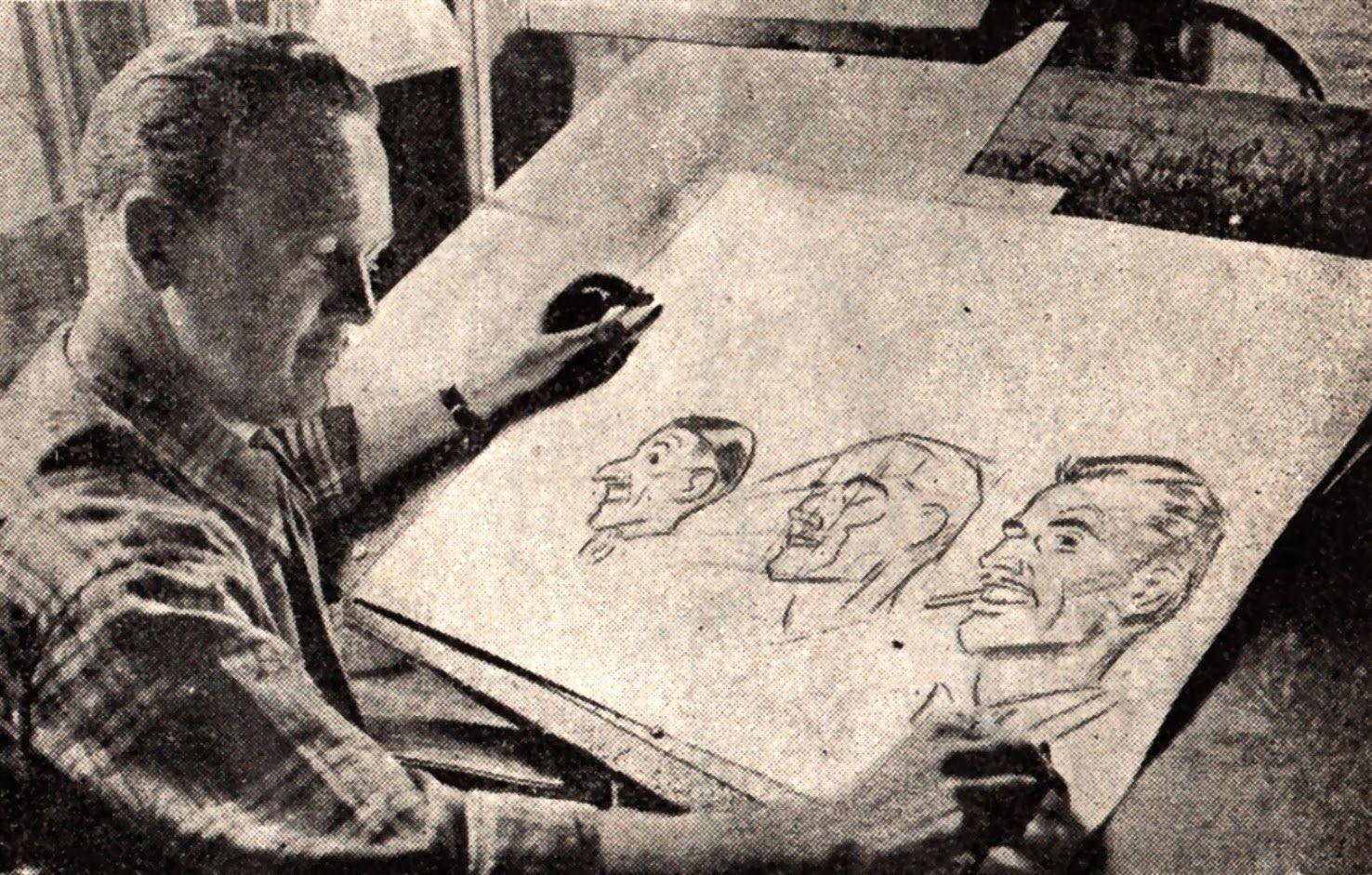 IMAGE(I)NARTE: el arte de la imaginación: ALEX RAYMOND: MAESTRO DE MAESTROS