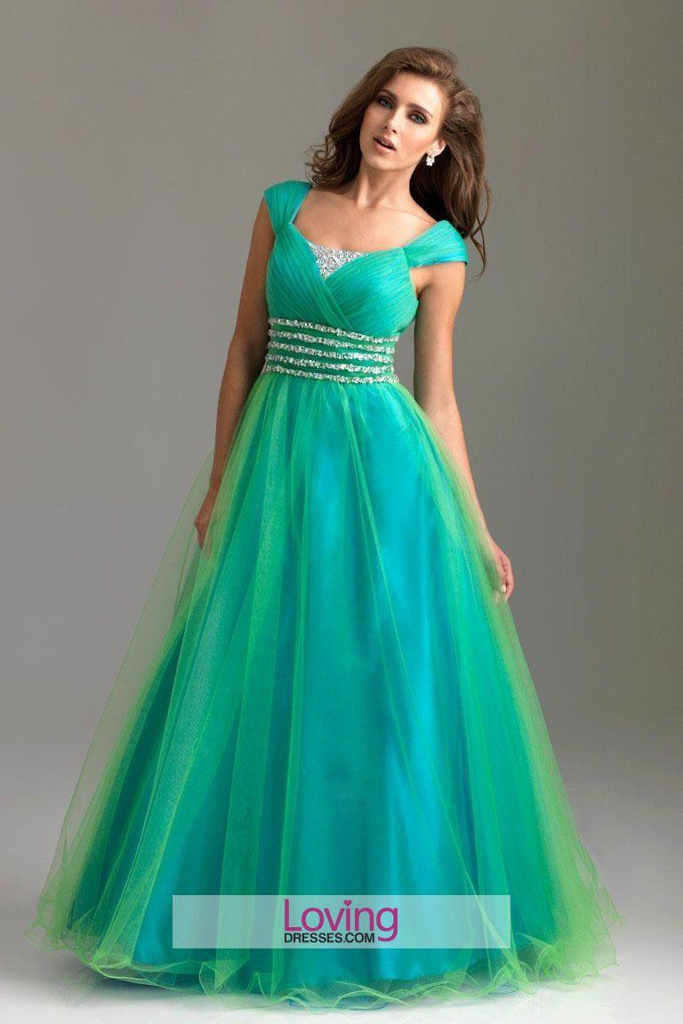 Floor length tulle dress my style apparel pinterest tulle