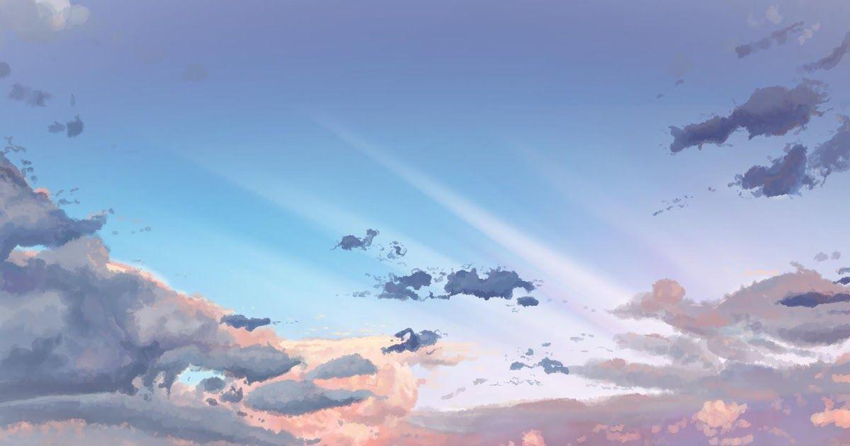 25 Anime Sky Wallpaper 1920x1080 Cloud Blue Sky Anime Hd Wallpaper Download Source Www Besthdwallpaper Com Sky Anime Anime Wallpaper Night Sky Wallpaper Blue anime wallpaper hd