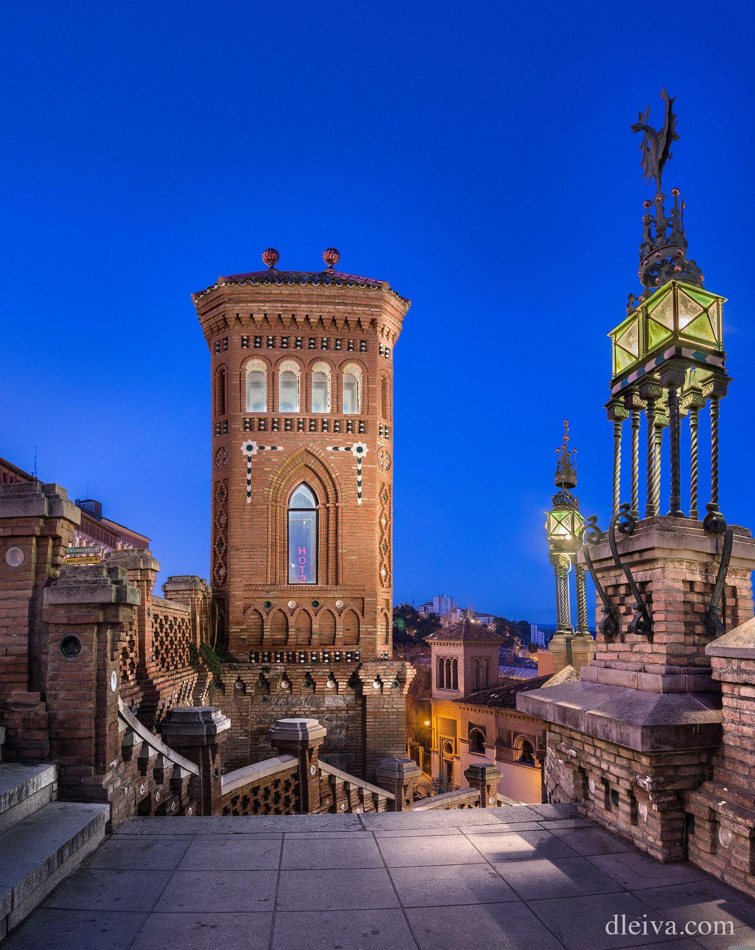 Paseo del Ovalo (Teruel) - dleiva.com/ | Paisajes de ...