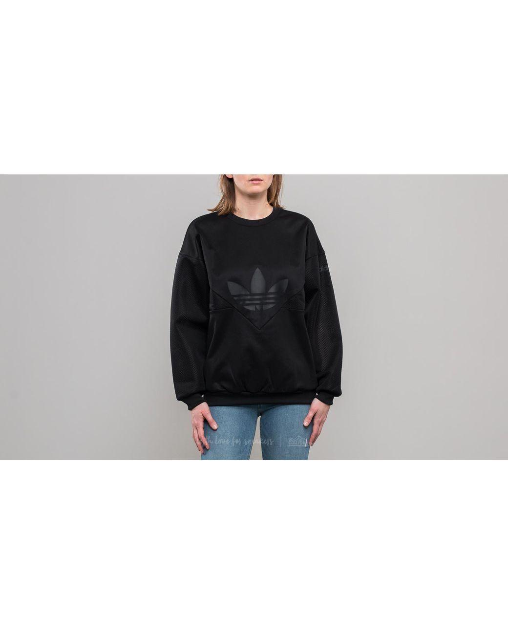 eb28f408ca0e94 Adidas Originals - Adidas Colorado Sweatshirt Black - Lyst