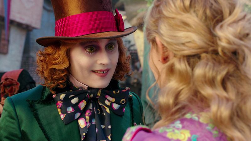 Meet Young Hatter Alice Through The Looking Glass With Images