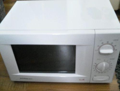 Mikrowelle Privileg 8020 G in weiß TOP ZUSTANDsparen25 - küchen günstig kaufen ebay
