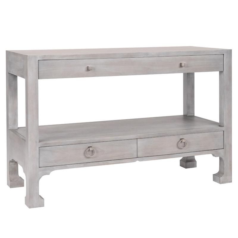 Redford House Morris 3 Drawer Console Table In 2020 With Images