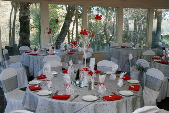 25th Anniversary Party Ideas For Your Silver Wedding ...