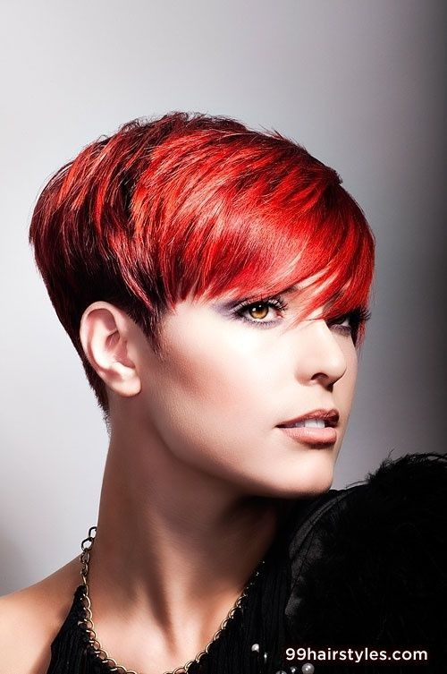 Short Red Hairstyles Short Red Hair  99 Hairstyles Ideasi Am Missing My Red Hair
