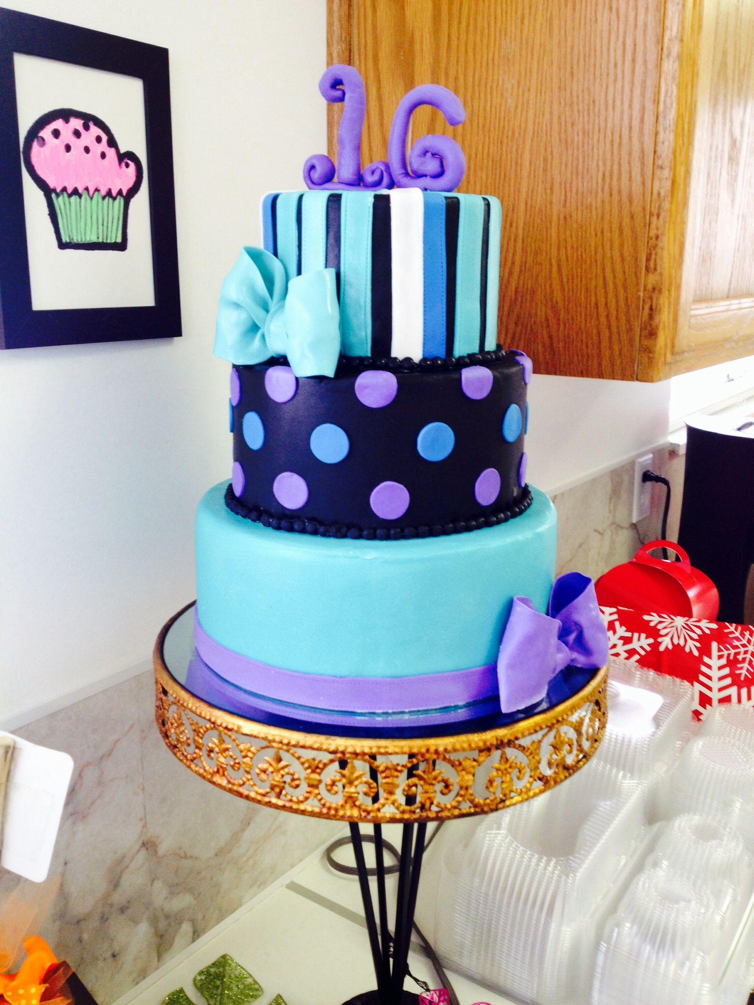 Sweet Sixteen In 2019 Sweet 16 Cakes 16 Cake Sweet 16
