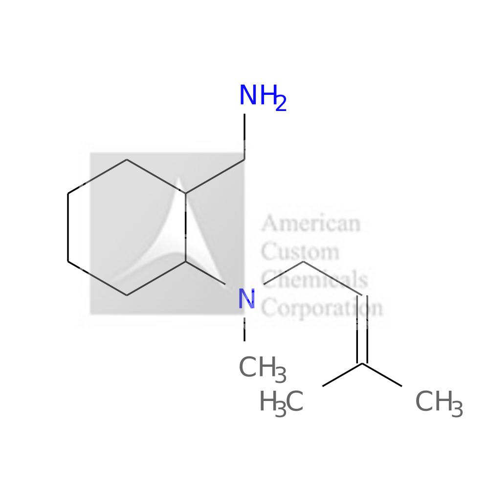 2-(AMINOMETHYL)-N-METHYL-N-(3-METHYLBUT-2-EN-1-YL)CYCLOHEXAN-1-AMINE is now  available at ACC Corporation