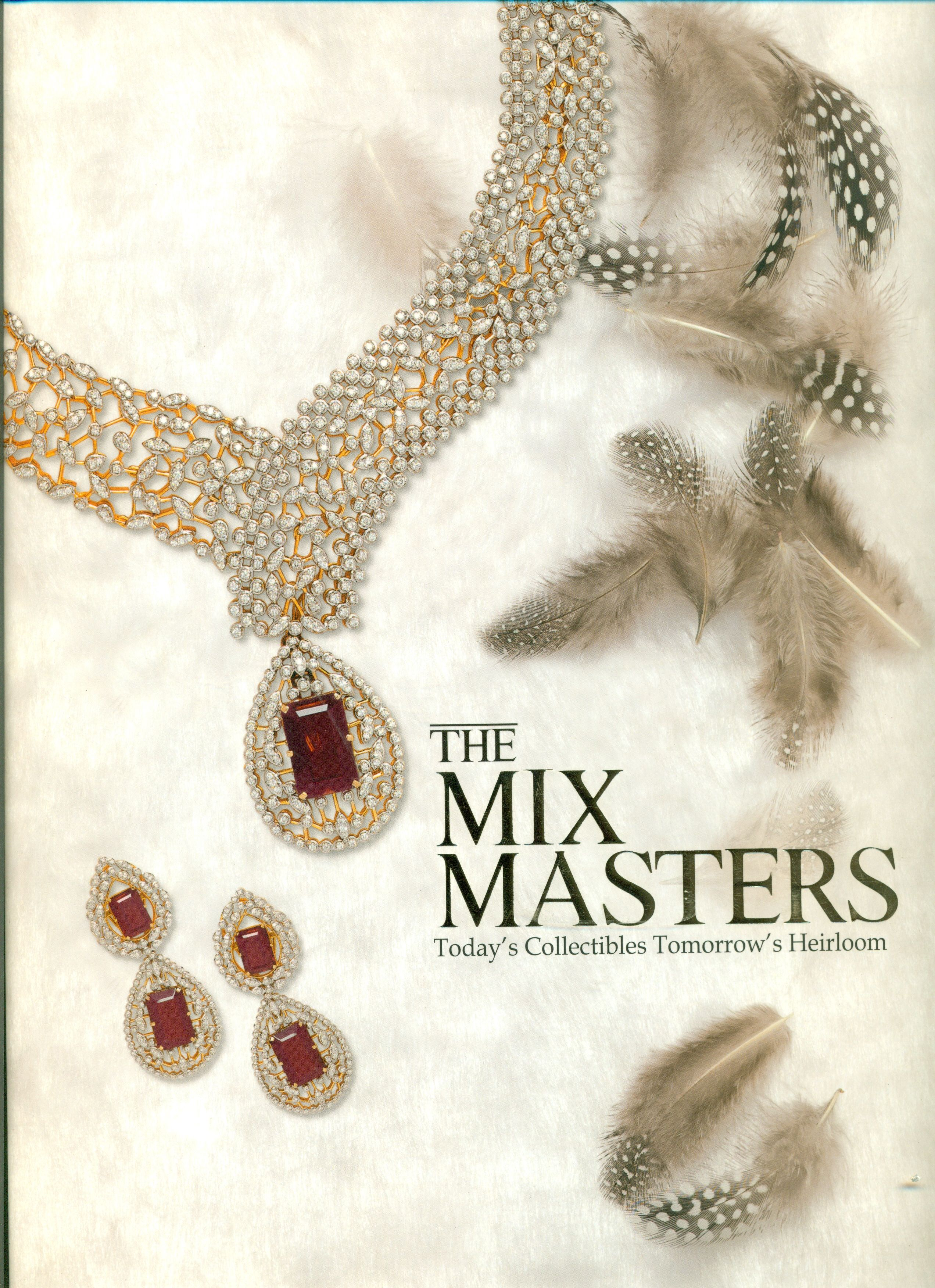 jewellerybooks jewellery design The mix masters jewellery