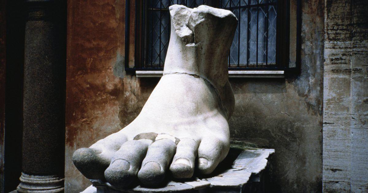 Cómo hacer un molde de pie humano | Pie humano, Las modelos y Para ella
