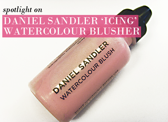The Daniel Sandler Watercolour Blusher in Icing is the perfect highlighter – not only is it incredibly flattering and creates supermodel cheekbones, but it also suits all skin tones. Plus, as it's a Watercolour Blusher, it is ultra easy to apply and will last all day long.