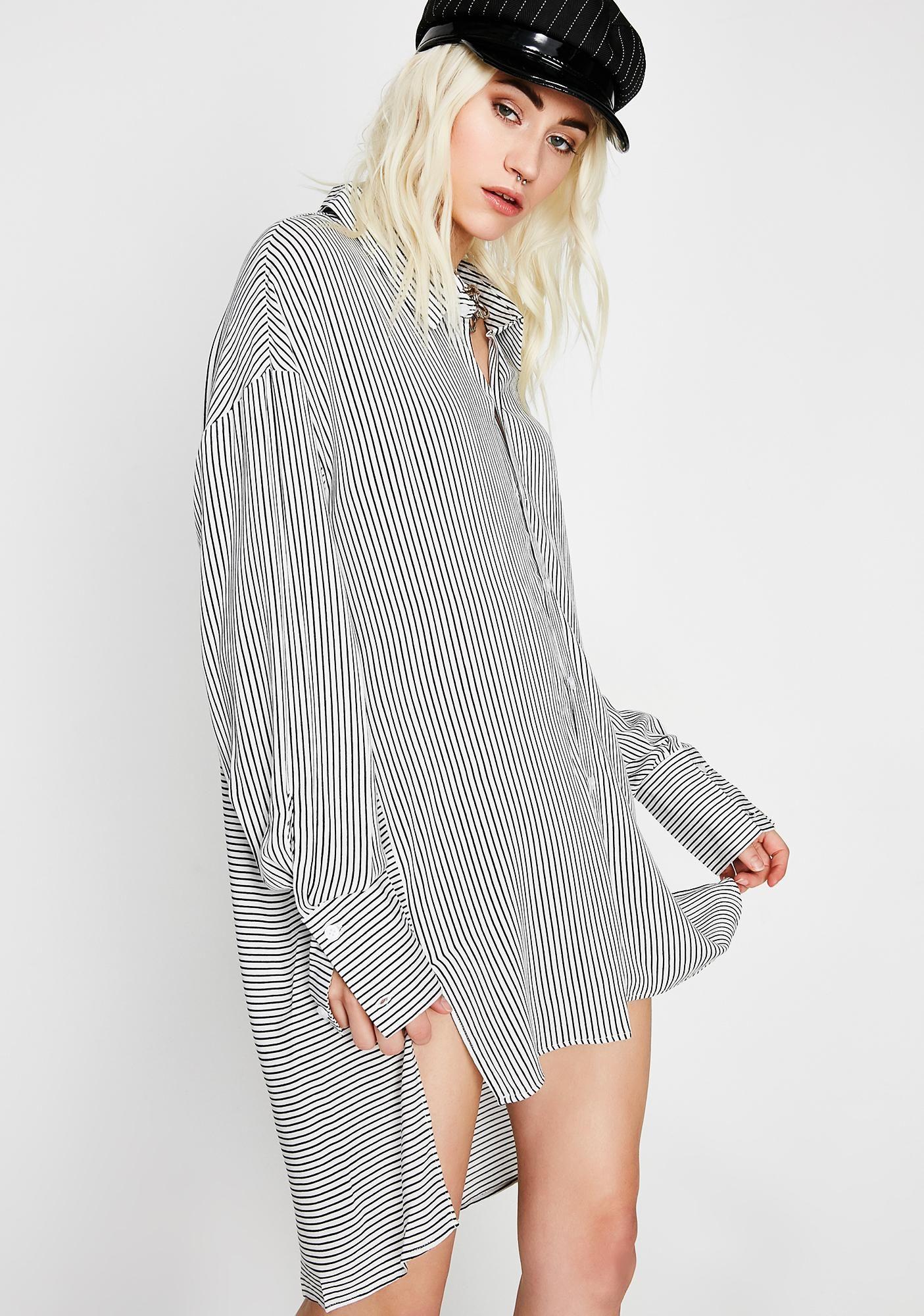 Know It All Stripe Shirt   Women's Fashion   Shirts, Fashion