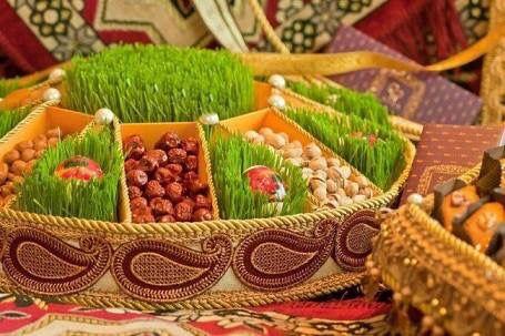 Happy Novruz Holiday Traditional Ornaments Diy Holiday Decor Holiday