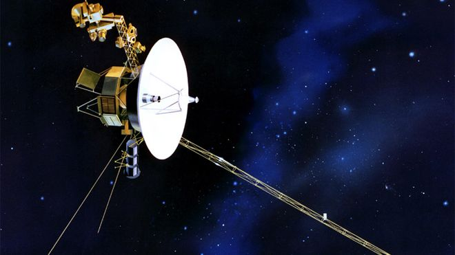 Voyager 1 escapes sun, enters new region of space