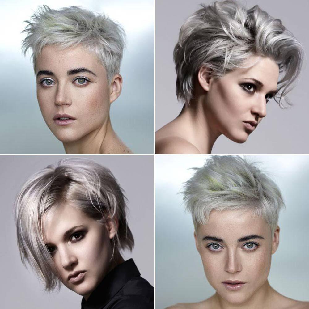 Tagli capelli Corti inverno 2020 2021: tendenze in 50 foto ...