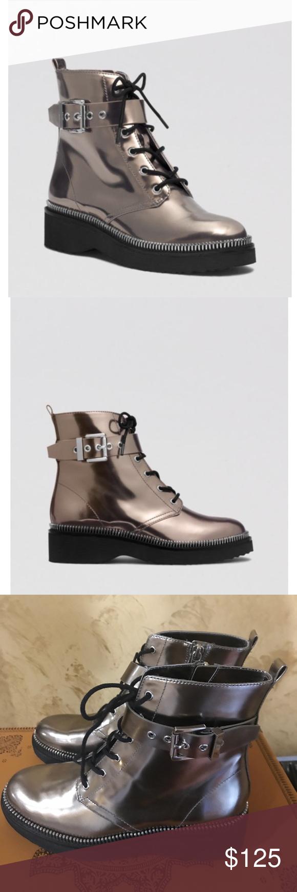 Michael Kors Shoes Combat \u0026 Moto Boots