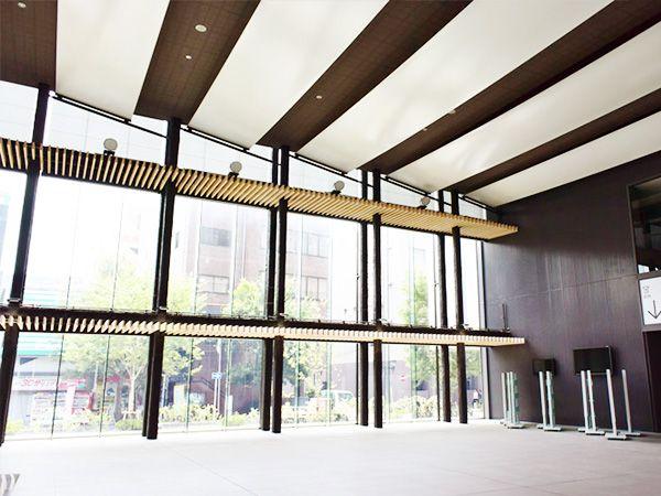 安全で快適 意匠性に富み 環境にも優しい 膜天井 の実績集 太陽
