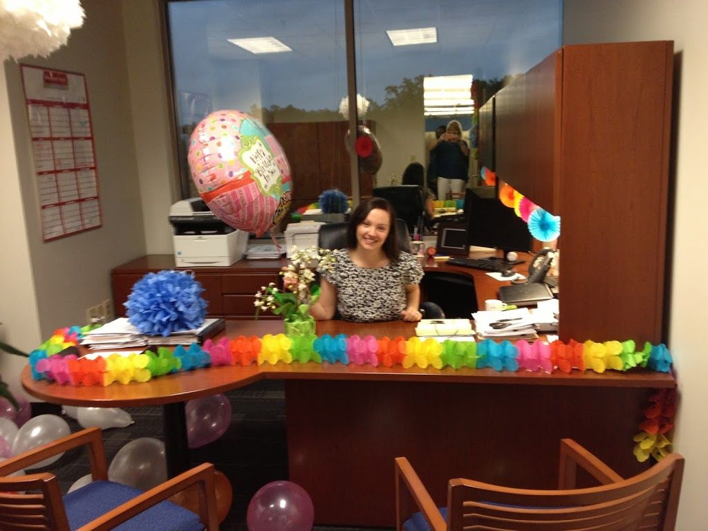 Image Result For Office Birthday Decorations