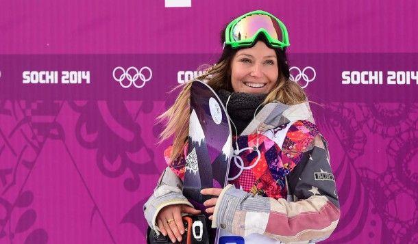 Sochi, Jamie Anderson wins gold for U.S. in women's ...