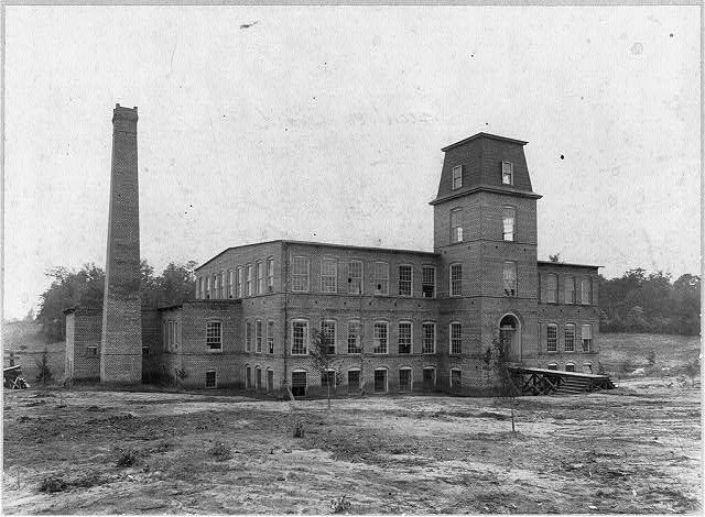 Coleman Manufacturing Co., a Negro operated cotton mill, Concord, N.C.